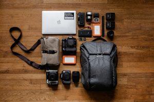 Coisas para levar quando viajar