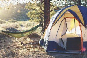 Itens de Perk: Tenda, Rede e Travesseiro Leve