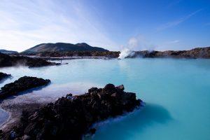 Lagoa Azul da Islândia