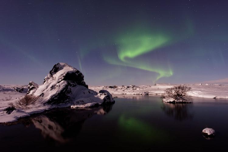 Islândia é um Destino Turístico de Temporada