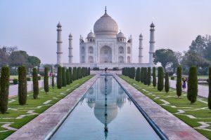 Índia Como um Lugar de Visita Obrigatória
