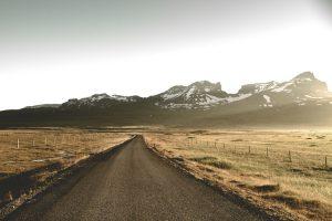 Verão na Islândia: