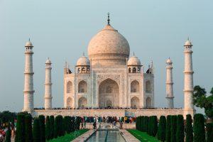 Índia - O Taj Mahal