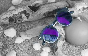 Óculos De Sol Elegantes